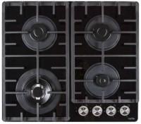 Фото - Варочная поверхность VENTOLUX HSF640-H2G T BK черный
