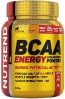 Фото - Аминокислоты Nutrend BCAA Energy Mega Strong Powder 500 g
