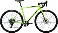 Фото - Велосипед Merida Mission CX 600 2020 frame XL