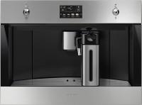 Встраиваемая кофеварка Smeg CMS4303X