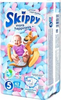 Подгузники Skippy More Happiness Plus 5 / 42 pcs