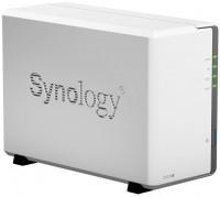 NAS сервер Synology DiskStation DS220j ОЗУ 512МБ