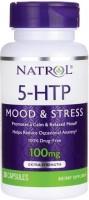 Фото - Аминокислоты Natrol 5-HTP 100 mg 30 cap