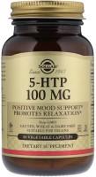 Фото - Аминокислоты SOLGAR 5-HTP 100 mg 90 cap