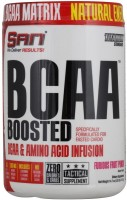 Фото - Аминокислоты SAN BCAA Boosted 114 g