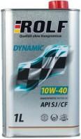 Моторное масло Rolf Dynamic 10W-40 SJ/CF 1л