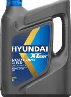 Моторное масло Hyundai XTeer Diesel Ultra C3 5W-30 6л