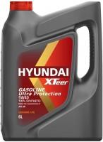 Моторное масло Hyundai XTeer Gasoline Ultra Protection 5W-40 6л