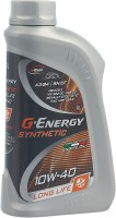 Моторное масло G-Energy Synthetic Long Life 10W-40 1л