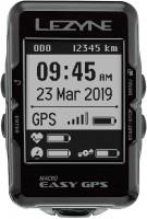 Велокомпьютер / спидометр Lezyne Macro Easy GPS