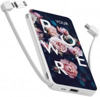 Фото - Powerbank аккумулятор ZIZ Roses 10000