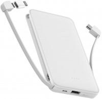 Фото - Powerbank аккумулятор ZIZ White 10000