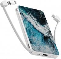 Фото - Powerbank аккумулятор ZIZ Ocean wave 10000