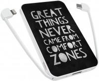 Фото - Powerbank аккумулятор ZIZ Leave the comfort zone 5000