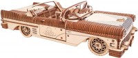 3D пазл UGears Dream Cabriolet VM5
