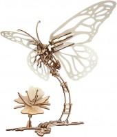 Фото - 3D пазл UGears Mechanical Butterfly