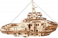 Фото - 3D пазл UGears Tugboat