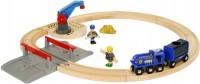 Автотрек / железная дорога BRIO Police Tranport Set 33812