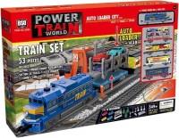 Автотрек / железная дорога BSQ Train Set 2084