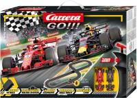 Фото - Автотрек / железная дорога Carrera GO! Race to Win