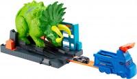 Фото - Автотрек / железная дорога Hot Wheels Smashin Triceraptors