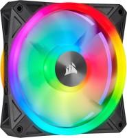 Система охлаждения Corsair iCUE QL120 RGB 120mm PWM Single Fan