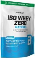 Протеїн BioTech Iso Whey Zero Natural  0.5кг