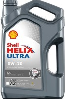 Моторное масло Shell Helix Ultra SN 0W-20 5л