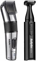 Фото - Машинка для стрижки волос BaByliss Carbon Steel E 977E