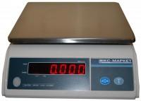 Торговые весы Iks-Market ICS-6 AW