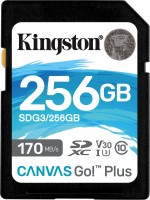 Карта памяти Kingston SDXC Canvas Go! Plus  256 ГБ