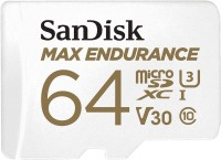 Карта памяти SanDisk Max Endurance microSDXC  64ГБ