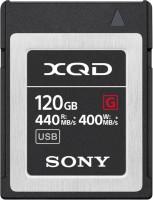 Фото - Карта памяти Sony XQD G Series  120ГБ
