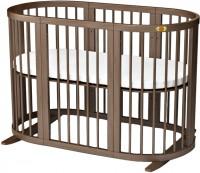 Фото - Кроватка IngVart Smart Bed Oval