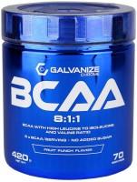 Фото - Аминокислоты Galvanize BCAA 8-1-1 420 g