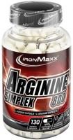 Фото - Аминокислоты IronMaxx Arginine Simplex 800 130 cap