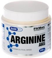 Фото - Амінокислоти FitMax Arginine AKG Powder 200 g
