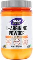 Фото - Амінокислоти Now L-Arginine Powder 454 g