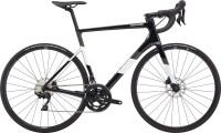 Фото - Велосипед Cannondale SuperSix EVO Carbon Disc 105 2020 frame 56
