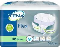 Подгузники Tena Flex Super M / 30 pcs