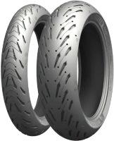 "Мотошина Michelin Pilot Road 5 GT  120/70 17"" 58W"