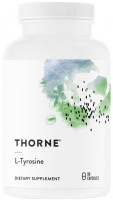 Фото - Аминокислоты Thorne L-Tyrosine 90 cap