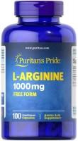 Фото - Аминокислоты Puritans Pride L-Arginine 1000 mg 100 cap