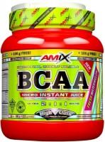 Фото - Аминокислоты Amix BCAA Micro Instant Juice 500 g