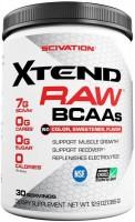 Фото - Аминокислоты Scivation Xtend RAW BCAAs 366 g