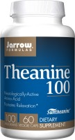 Фото - Аминокислоты Jarrow Formulas Theanine 100 mg 60 cap