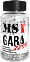 Фото - Амінокислоти MST GABA 2200 100 cap