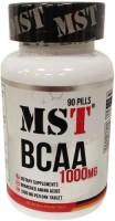 Фото - Аминокислоты MST BCAA 1000 mg 90 tab