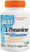 Фото - Амінокислоти Doctors Best L-Theanine 150 mg 90 cap