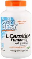 Сжигатель жира Doctors Best L-Carnitine Fumarate 855 mg 60шт